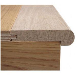 Solid Oak Nosing  900mm