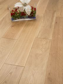 NATURE 150MM SOLID OAK  RUSTIC OILED