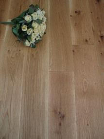 NATURE 180MM SOLID OAK RUSTIC OILED