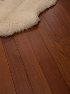 NATURE 123MM SOLID JATOBA LACQUERED