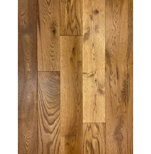 18/5x125xRL Brushed Antique Oak Lacquered